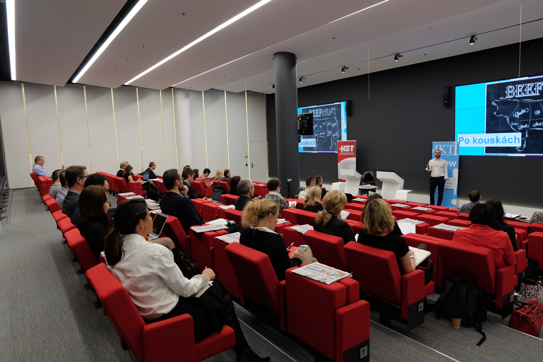 Konference Tak Ukaž Praha