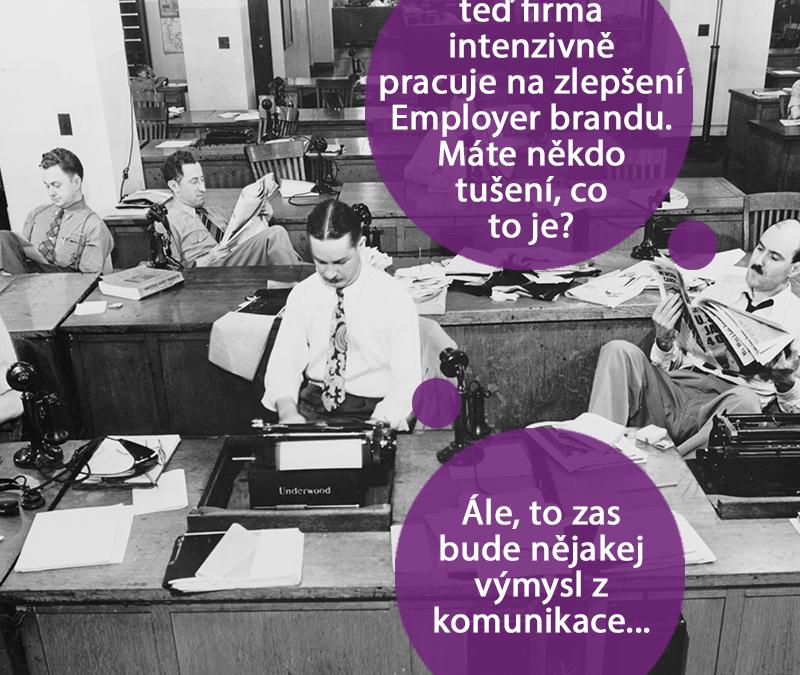 Školení Employer brand – z pohledu zaměstnance