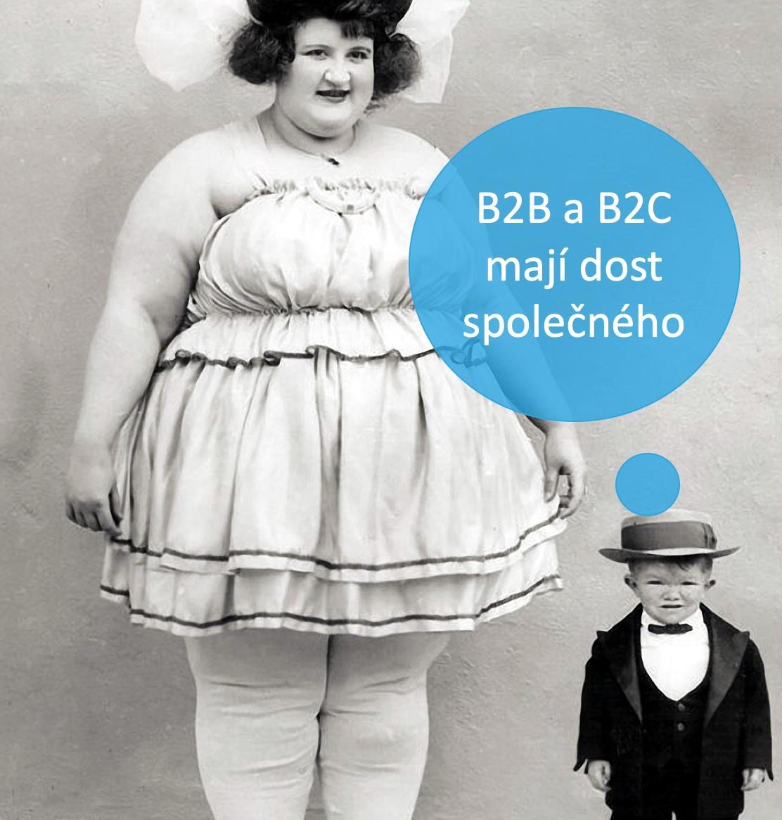 B2B a B2C – Rozdílné světy, které si mohou pomáhat